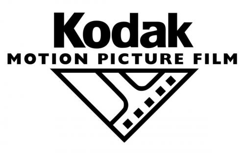 Kodak Motion Picture Film Logo 1995