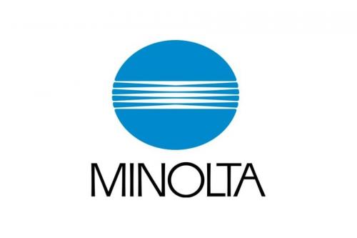 Konica Minolta Logo 1981