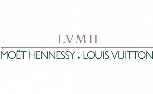 LVMH logo 1987