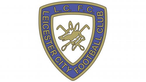 Leicester City Logo 1950