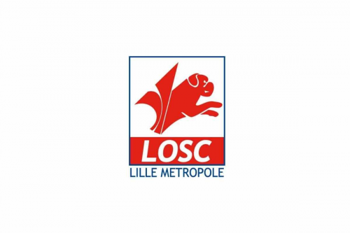 Lille Olympique logo 1997