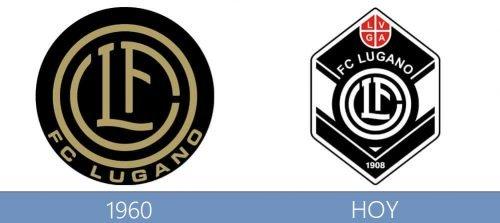 Lugano logo historia