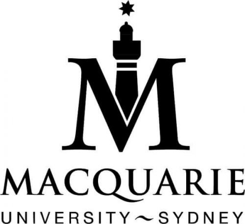 Macquarie University logo 1964