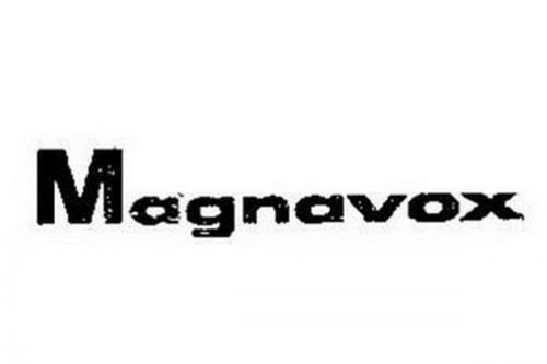 Magnavox logo 1960
