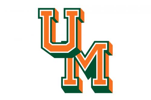 Miami Hurricanes Logo 1965