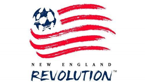 New England Revolution logo 1995