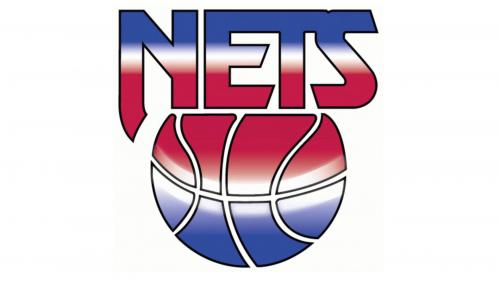 Brooklyn Nets Logo 1990