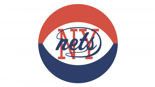 Brooklyn Nets Logo 1972