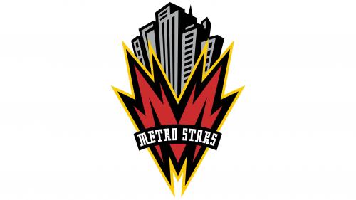 New York Red Bulls logo 1996