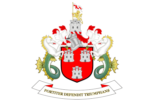 Newcastle United Logo 1969