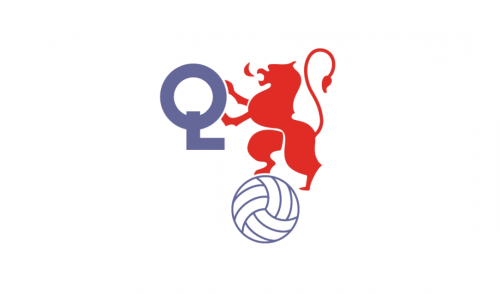 Olympique Lyonnais logo  1980