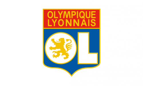 Olympique Lyonnais logo  1996