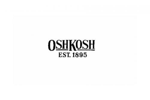 OshKosh Bgosh Logo 1895