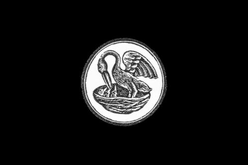 Pelikan logo  1873