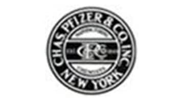 Pfizer logo 1849