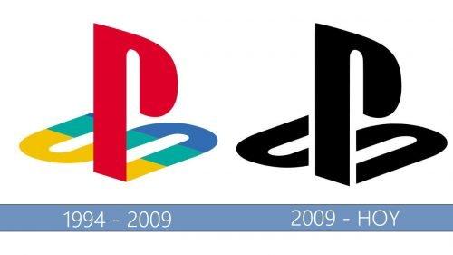 PlayStation logo historia