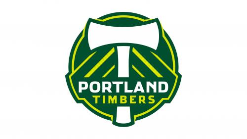 Portland Timbers Logo 2010-2018