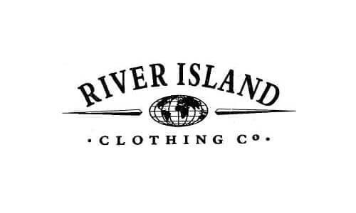 River Island logo  1991