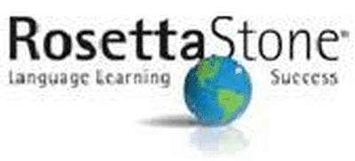Rosetta Stone Logo 1992
