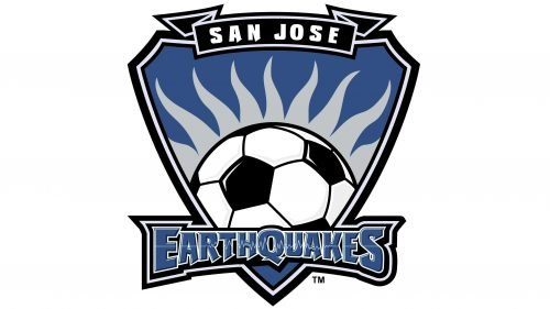San Jose Earthquakes logo 2000