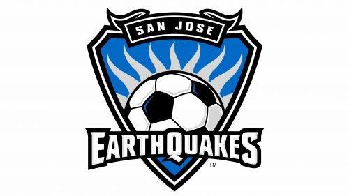 San Jose Earthquakes logo 2008