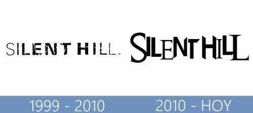 Silent Hill logo historia