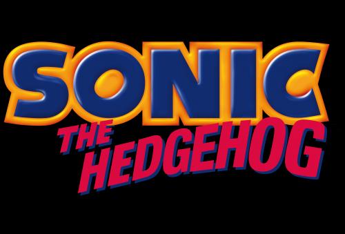 Sonic the Hedgehog English logo 1991