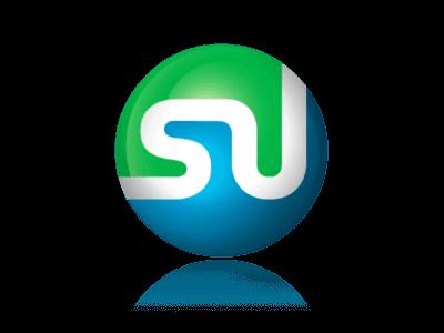 StumbleUpon Logo 2001