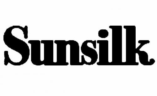 Sunsilk logo 1974
