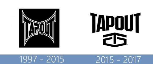 TapouT Logo historia