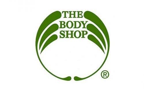 The Body Shop logo 1998