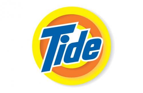 Tide logo 1996