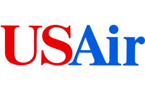 US Airways Logo 1989