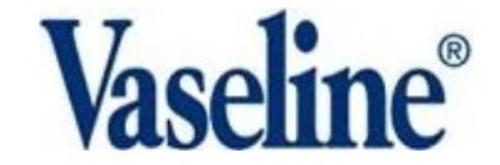 Vaseline Logo 1969