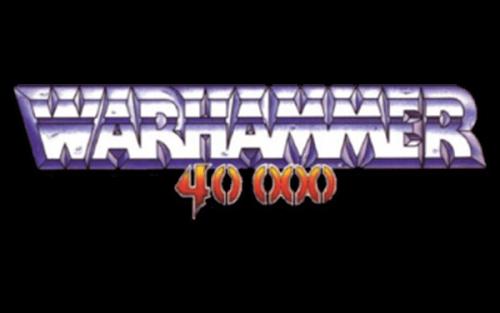 Warhammer logo 1987