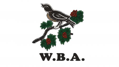 West Bromwich Albion Logo 1986