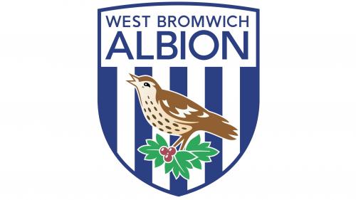 West Bromwich Albion Logo 2006