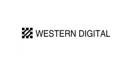 Western Digital logo 1991