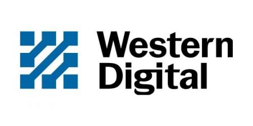 Western Digital logo 1997