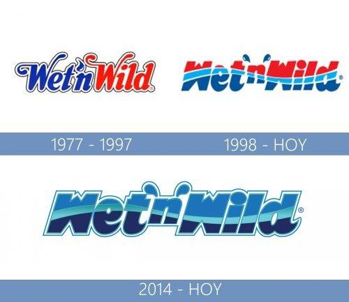 Wet n Wild Logo historia