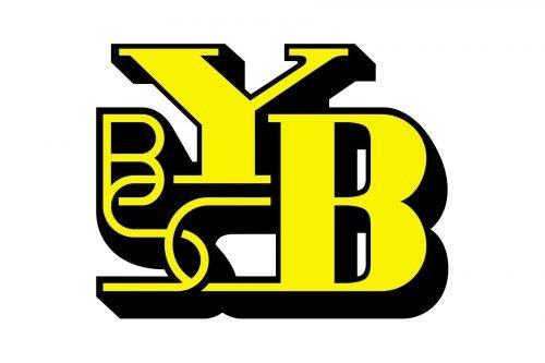 Young Boys logo 1971