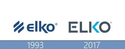Elko Logo historia