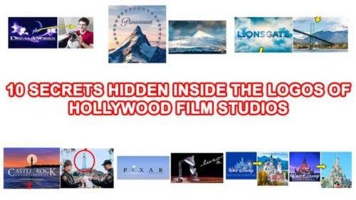 10 secretos ocultos dentro de los logos de los estudios de cine de hollywood
