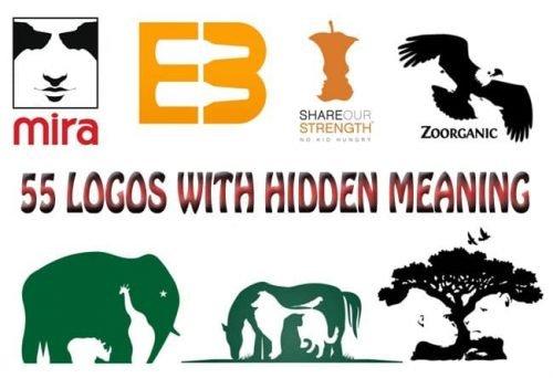 55 logos con significado oculto