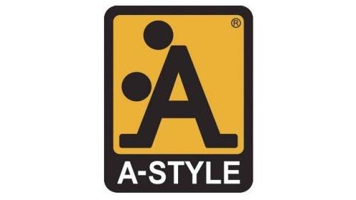 A Style logo