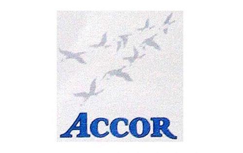 Accor logo 1983