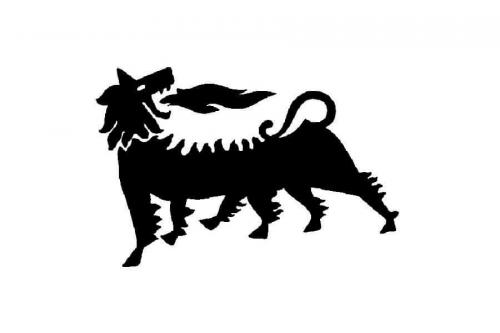 Agip logo 1952