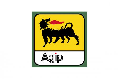 Agip logo 1968