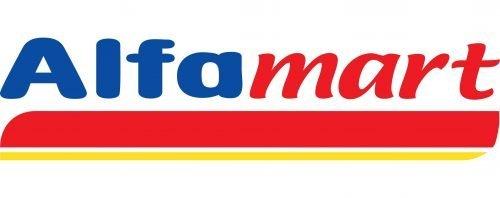 Alfamart logo 2003