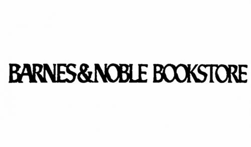 Barnes Noble Logo 1886